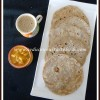 Ajwain  Kasurimethi Paratha Recipe