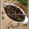 Ragi Omapodi | Finger Millet Sev Recipe