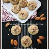 Easy Eggless Almond Cookies Recipe