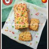 Eggless Whole Wheat Tutti Frutti Cake Recipe