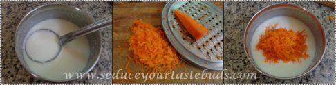 Carrot Raita Recipe