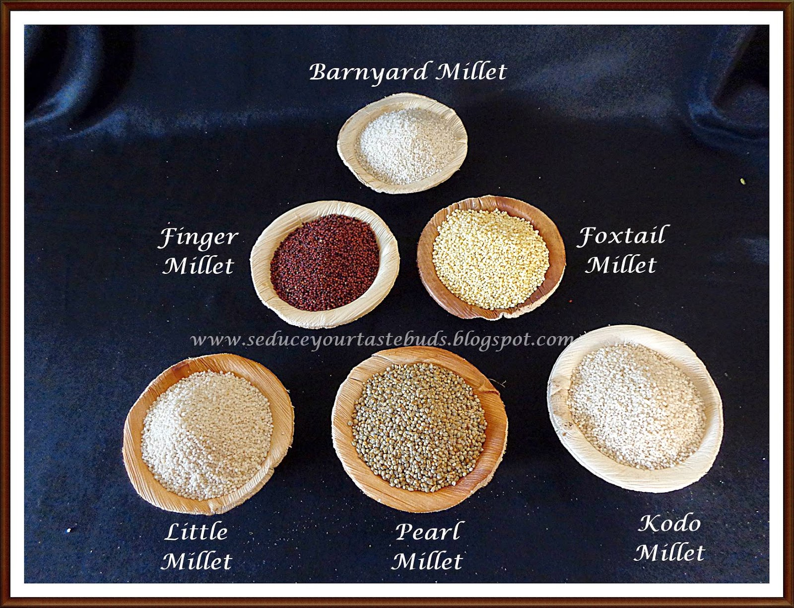 Book Ideas All About Millets Seduce Your Tastebuds