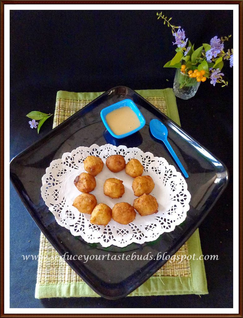 Zambia golabjamoun sweet potato dessert seduce your tastebuds the name sounds so much like our indian dessert gulab jamun and tastes just as delicious forumfinder Image collections