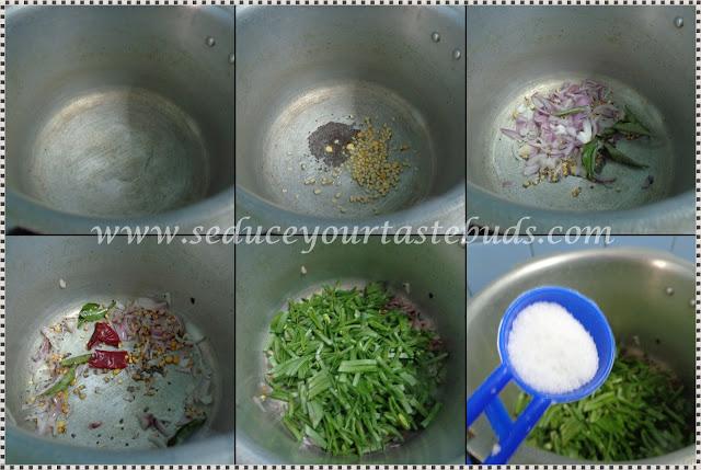 Quick Avarakkai Porriyal Recipe