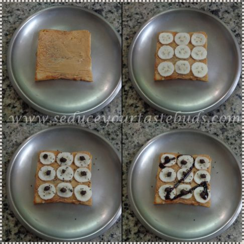 How to make Banana Peanut Butter Toast