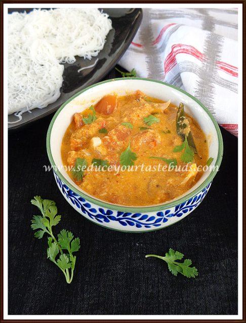 Tomato Kurma Recipe #2