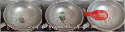 Hesaru Bele Kosambari | Raw Moong Salad