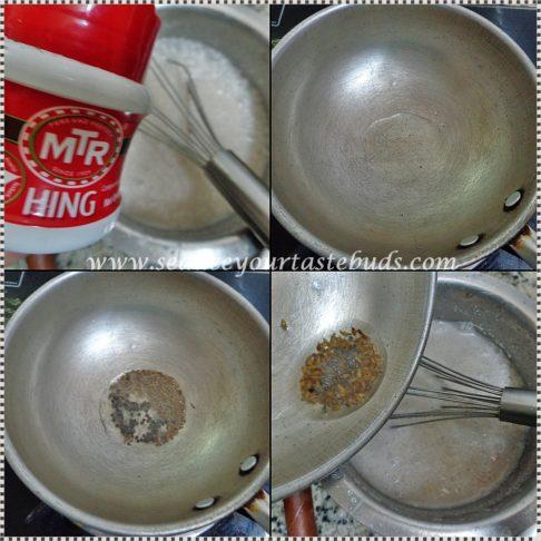 Ragi Buttermilk Recipe