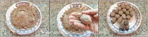 Ragi Ladoo Recipe