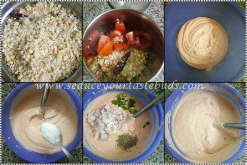 Thakkali Adai | Tomato Adai Recipe