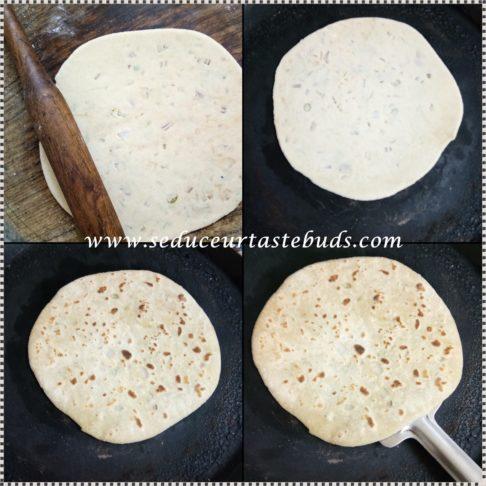 Makuni Recipe | Bihari Sattu Stuffed Paratha Recipe