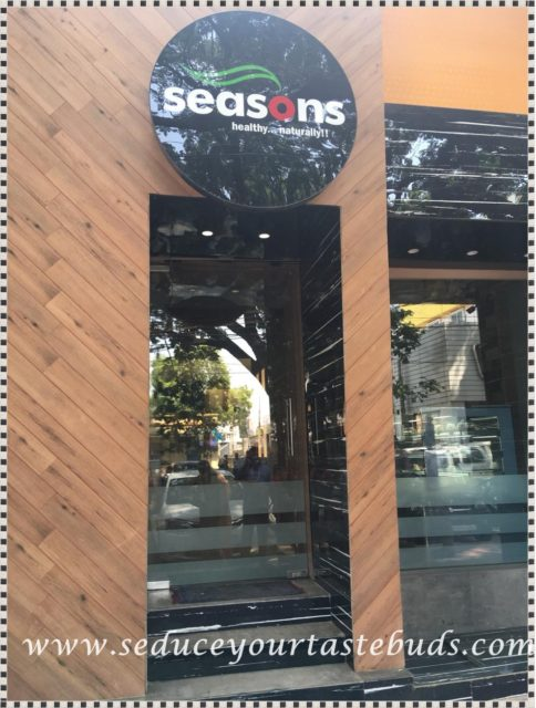 Seasons Cafe @ Coimbatore