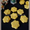 Eggless Lemon and Chia Seeds Cookie