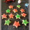 Eggless Christmas Sugar Cookies