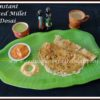 Instant Mixed Millet Dosa Recipe