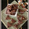 Eggless Chocolate Cranberry Cookies Recipe